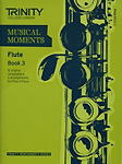 Musical Moments Flute Book 3 Score & Part