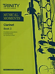Musical Moments Clarinet Book 3 Score & Part