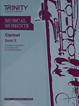 Musical Moments Clarinet Book 5 Score & Part