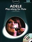 Guest Spot Adele Flute Book & Cd