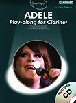 Guest Spot Adele Clarinet Book & Cd