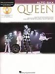 Queen Instrumental Play Along Alto Sax + Cd