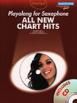 Guest Spot All New Chart Hits Saxophone Book & Cd