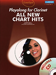 Guest Spot All New Chart Hits Clarinet Book & Cd