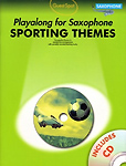 Guest Spot Sporting Themes Alto Saxophone Book/Cd