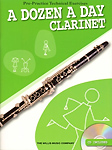 Dozen A Day Clarinet Book & Cd