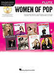 Women Of Pop Instrumental Play Along Flute + Cd