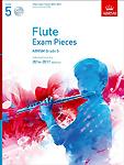 Flute Exam 2014-2017 Grade 5 Book & Cd Abrsm