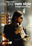 Play Your Own Style Trumpet Playalongs + Cd