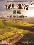 Folk Roots For Flute Davies Book & Cd
