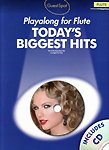 Guest Spot Todays Biggest Hits Flute Book & Cd