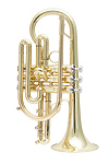 Getzen 800 Eterna Lacquer - Medium Large Bore Cornet