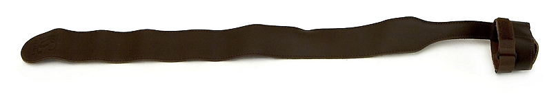 BG Bassoon Seat Strap  - Leather - Cap