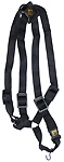 BG B11 Bassoon Harness Support Sling - female
