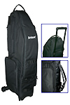 Selmer USA Baritone Sax Gig Bag - Fabric (with Wheels)