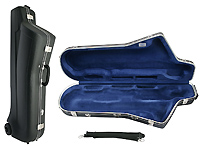 Winter Baritone Sax Case with wheels