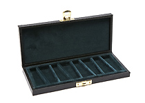 Bassoon Reed Case - Handmade, Wooden, 8 Reed Capacity