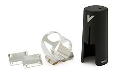 Vandoren Optimum Eb Clarinet Ligature and Cap - Plastic Cap