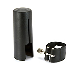 Rovner L10 Bass Clarinet Ligature and Cap - Light