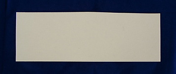 1.2mm Sheet Felt- 100x300 Treated Pressed White