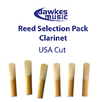 Clarinet Reed Selection Pack - USA Cut