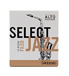 Select Jazz Alto Saxophone Reeds Filed