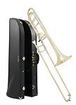 Getzen Custom 3047AF - Yellow Brass Bb/F Trombone