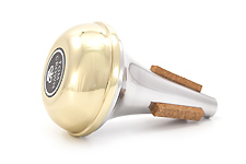 Tom Crown Trumpet Straight Mute - Brass Bottom