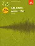 Specimen Aural Tests Revised 4-5 Abrsm