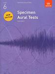 Specimen Aural Tests Revised 6 Abrsm
