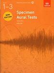 Specimen Aural Tests Revised 1-3 + Cds Abrsm