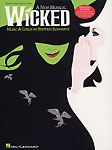 Wicked Schwartz Piano Vocal Selections + Melody