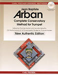 Arban Complete Conservatory Method Trumpet + Cd
