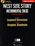 West Side Story Instrumental Solos Trumpet + Cd