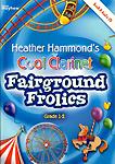 Cool Clarinet Fairground Frolics Hammond + Cd