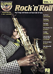 Saxophone Play Along 01 Rock n Roll Book & Cd