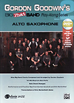 Big Phat Band Vol 2 Alto Saxophone Goodwin + Dvd