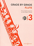 Grade By Grade Flute Grade 3 Way + Cd