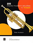 25 More Modern Studies Trumpet Hudson