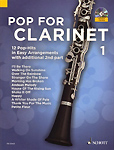Pop For Clarinet 1 + Cd