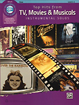 Top Hits From Tv Movies & Musicals Flute + Cd