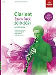 Clarinet Exam Pack 2018-2021 Grade 1 Complete AB