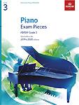 Piano Exams 2019-2020 Grade 3 Abrsm