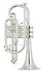 Yamaha YCR-8335S Neo Silver Plated Gold Brass Bell Cornet
