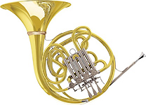 Conn 10D - Detachable Bell French Horn