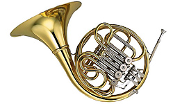 Yamaha YHR-567 - Detachable Bell French Horn