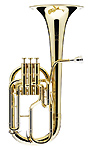Besson Sovereign BE950 Lacquer - Tenor Horn