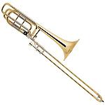 Bach Stradivarius 50B3 Lacquer - Bass Trombone