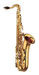 Yamaha YTS-875EX03 - Gold Plated Tenor Sax