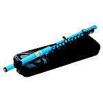 Nuvo Student Flute Special Edition in Electric Blue